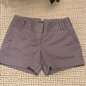 Grey Express Shorts